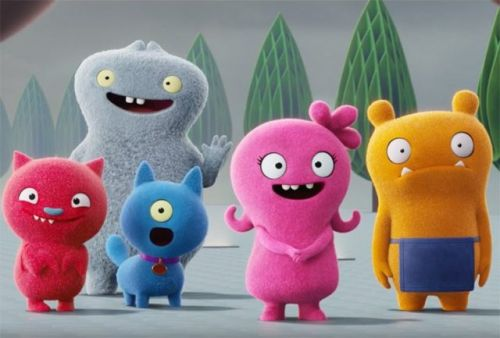 STX's UglyDolls Release Date Moves Up A Week