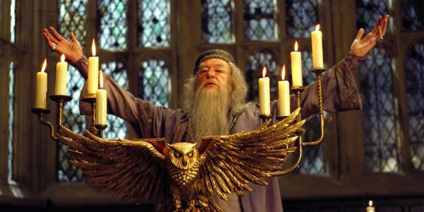 J.K. Rowling Confirms Dumbledore & Grindelwald's Sexual Relationship