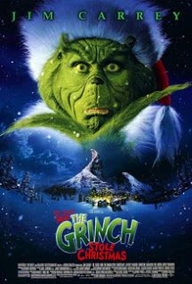 Monster Crap Inductee: How The Grinch Stole Christmas (2000)