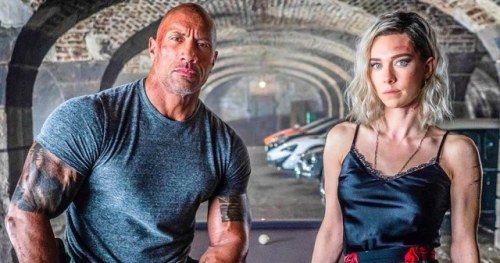 First Look at Vanessa Kirby in Hobbs & Shaw Shared by The