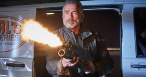 New Terminator: Dark Fate Images Have Schwarzenegger Bringing