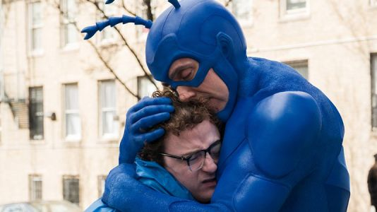 The Tick Series To End After Failing To Find New Network