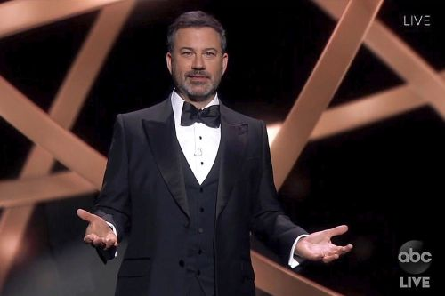 "Jimmy Kimmel Mocks Trump in Emmys Monologue: ""This Isn't a MAGA Rally"""