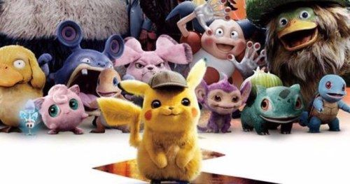 Detective Pikachu Behind-the-Scenes Featurette & Poster