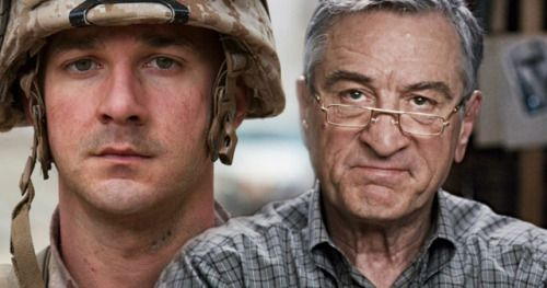 Crime Drama After Exile Teams Robert De Niro & Shia