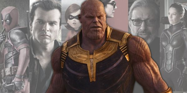 The Trailers To Expect Before Avengers: Infinity War