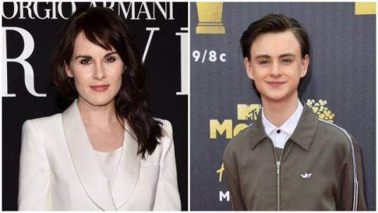 Apple's Defending Jacob Adds Michelle Dockery and Jaeden Martell