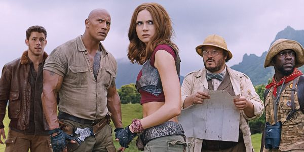 Jumanji: Welcome to the Jungle Early Reviews: A Fun But Bland Video Game Movie