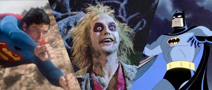 'Beetlejuice' Back in Theaters This Weekend, Batman and Superman Following in November