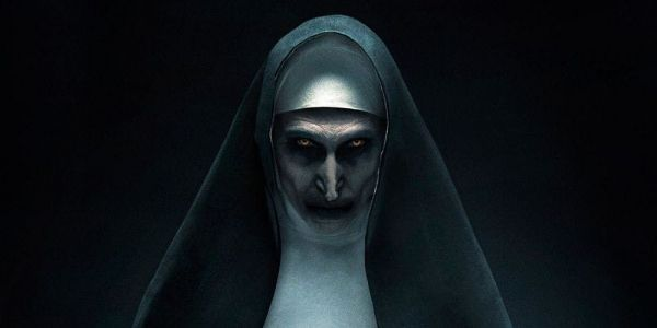 The Nun Image Teases Horrifying Conjuring Spinoff
