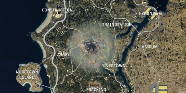 Black Ops 4: Best Places to Land in Call of Duty's Blackout