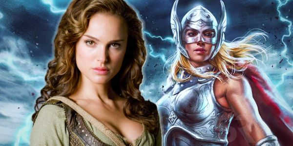 THOR Comics Show What MCU Jane Foster Should've Been