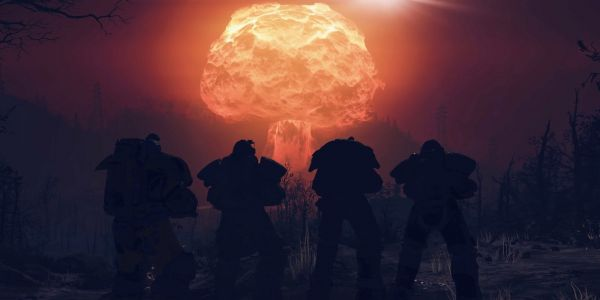 Fallout 76 Players Crash Servers with Triple Nuke Launch