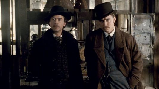 SHERLOCK HOLMES 3 Officially Announced For Christmas 2020; Robert Downey Jr. & Jude Law Set To Return