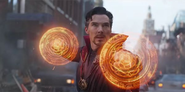 Doctor Strange's Benedict Cumberbatch Explains What Happened When He Stopped That Mugging