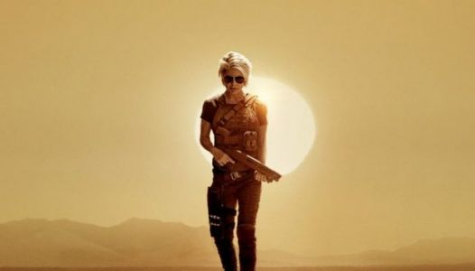 Terminator: Dark Fate Poster Reveals the Return of Sarah Connor