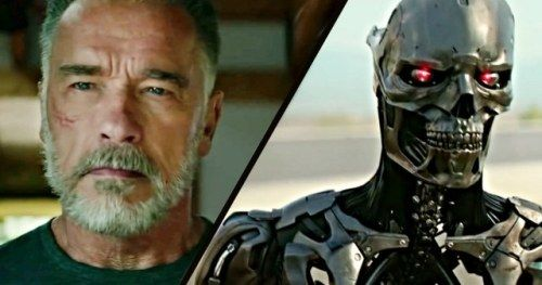 Terminator: Dark Fate Featurette Has More Schwarzenegger &