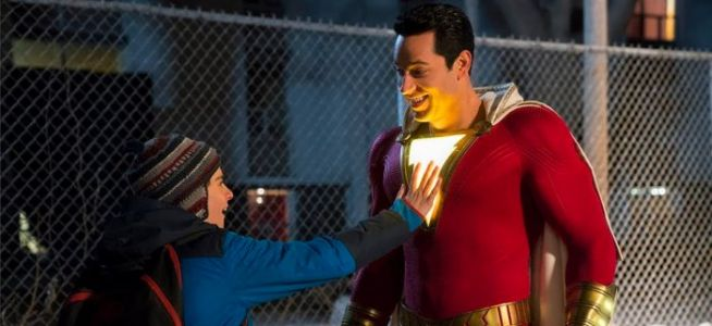 'Shazam' Suit Might Have Cost $1 Million To Create; Director David F. Sandberg Explains Why