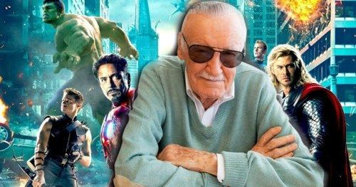 Stan Lee Gets Heartfelt Tribute from the Original Avengers