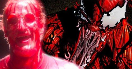 Woody Harrelson Fuels Carnage Rumors, Confirms Venom RoleWoody