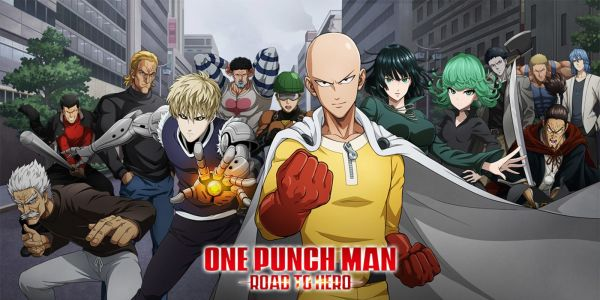 One-Punch Man: Road to Hero Launches Today | Screen Rant