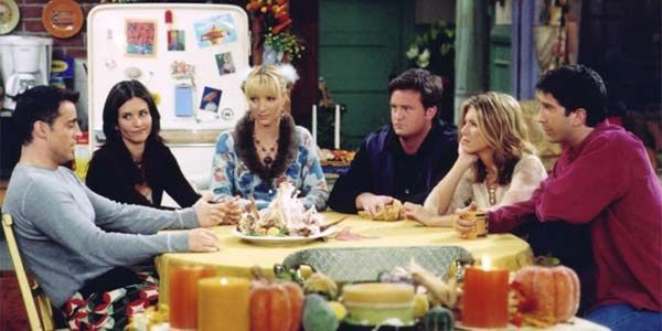 The Insane Amount Of Money Netflix Paid To Keep Friends For Another Year
