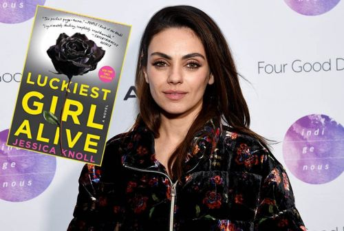 Mila Kunis to Lead Netflix's Film Adaptation of Luckiest Girl Alive