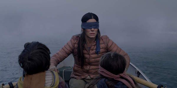 Sandra Bullock Has Found Her Next Netflix Movie Post-Bird Box
