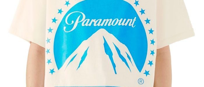 You Can Now Own This Ill-Fitting Paramount Pictures T-Shirt for $590