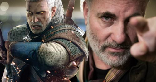 Kim Bodnia Is Vesemir in The Witcher Season 2 for NetflixKim