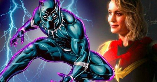 Is Captain Marvel Bringing Back a Black Panther Character?A