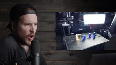 Watch Peter McKinnon React to the Craziest Hollywood Camera Moves