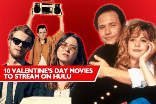 10 Valentine's Day Movies To Stream On Hulu