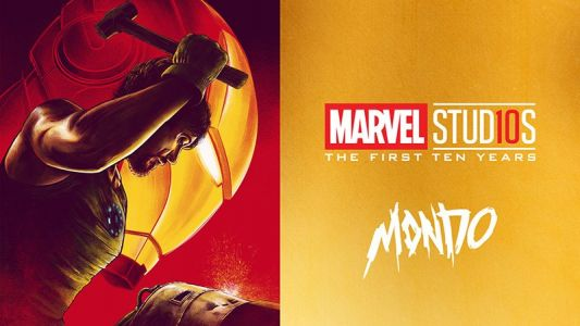 Mondo Celebrating Marvel Studios: The First Ten Years
