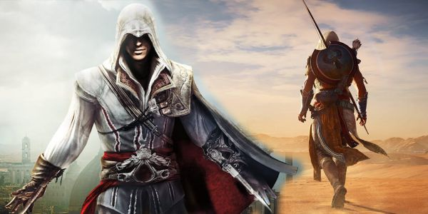 Assassin's Creed Was Originally Supposed To Be A Trilogy