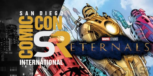 Eternals SDCC Concept Art Features The Celestials | ScreenRant