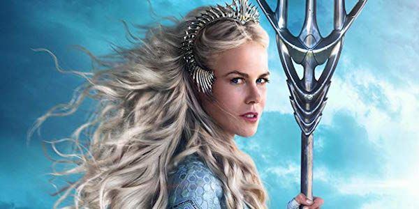 Nicole Kidman Responds To Aquaman Criticism About Her Age