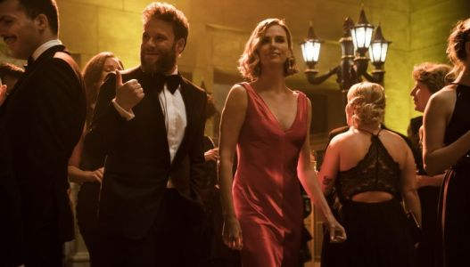 New Long Shot Trailer Brings Charlize Theron and Seth Rogen Together