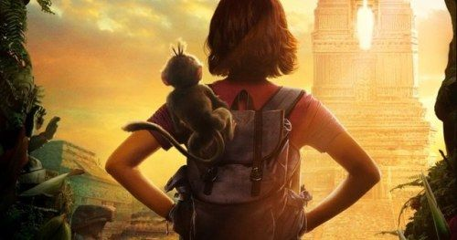 Dora and the Lost City of Gold Trailer Takes the Explorer on a
