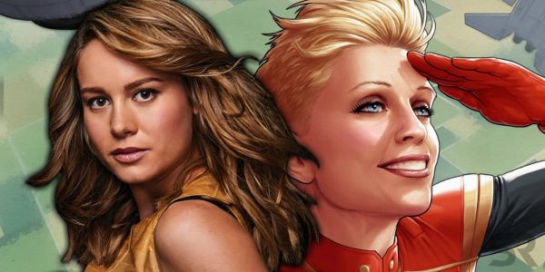 "Kevin Feige Says Captain Marvel Trailer is Still a ""Few Months"" Away"