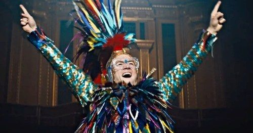 New Rocketman Trailer Transforms Taron Egerton Into Pop Icon