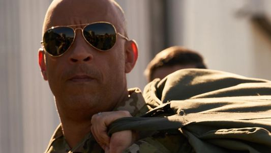 Vin Diesel Reveals First Look at Bloodshot Movie