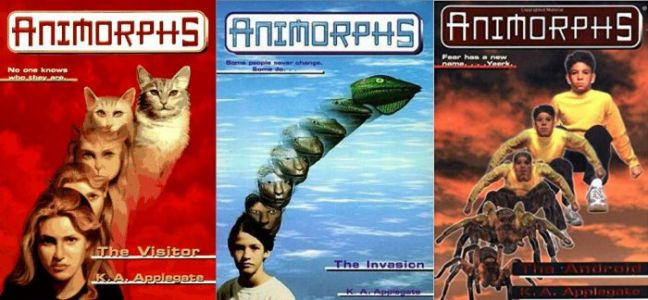 'Animorphs' Creators Exit Movie Adaptation Over Creative Differences