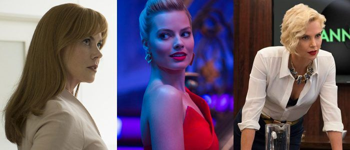 Nicole Kidman and Margot Robbie Join Charlize Theron in Fox News Scandal Movie