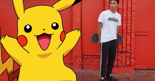 Pokemon Adidas Shoes, Shirts and Jackets Unveiled, You'll
