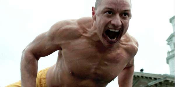 Why James McAvoy Had To Get Jacked For Glass