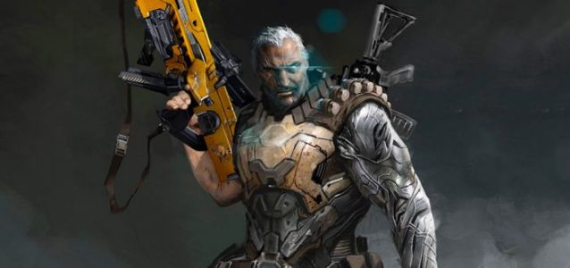 Superhero Bits: Alternate Cable Character Design, The Flash and Gotham Episode Titles & More