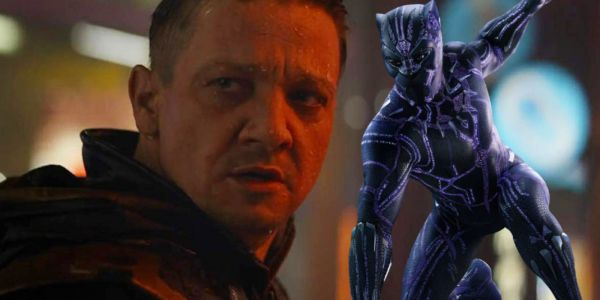 Black Panther Proves Everybody Does Love Hawkeye In Avengers: Endgame
