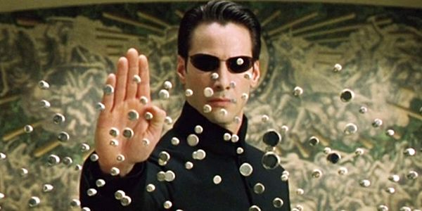 How John Wick's Director First Met Keanu Reeves As His Stunt Double For The Matrix