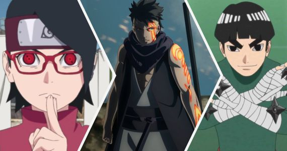 The 16 Most Powerful Boruto Characters Ranked From Weakest To Strongest